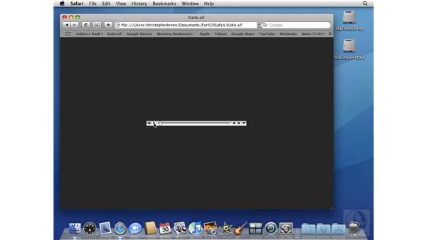 Working locally: Mac OS X 10.5 Leopard Beyond the Basics