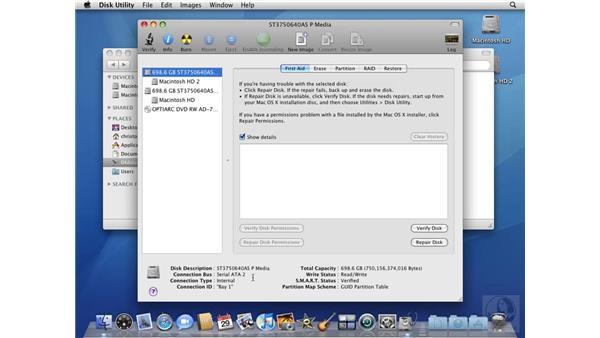 Understanding Disk Utility: Mac OS X 10.5 Leopard Beyond the Basics