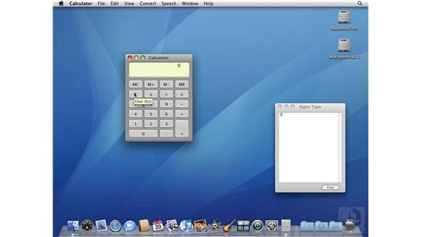 Using the Calculator: Mac OS X 10.5 Leopard Beyond the Basics