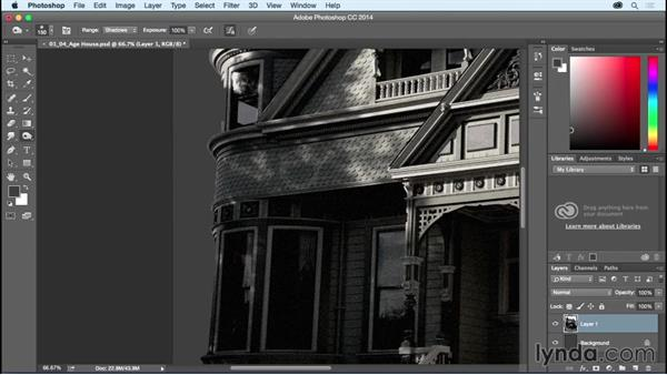 Introduction to the project: Bert Monroy: Dreamscapes - Haunted House
