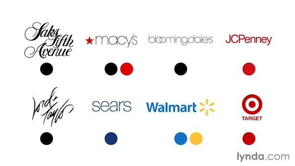 The color palette: Foundations of Branding for Designers