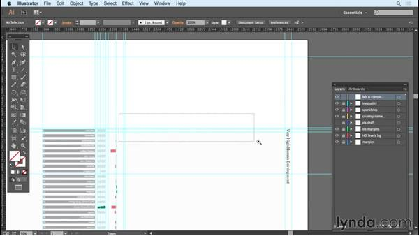 Adding HDI and its components (manually): Designing a Data Visualization