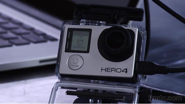 Updating GoPro HERO4 with GoPro Studio: Shooting with the GoPro HERO: Fundamentals