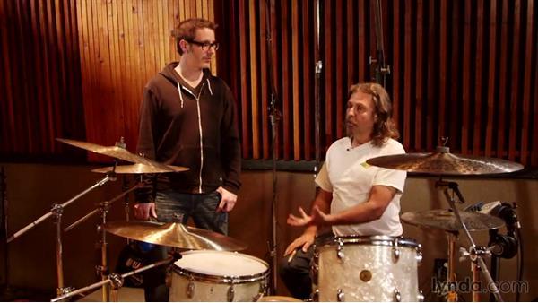 Choosing drum heads: Drum Setup and Mic'ing in the Studio