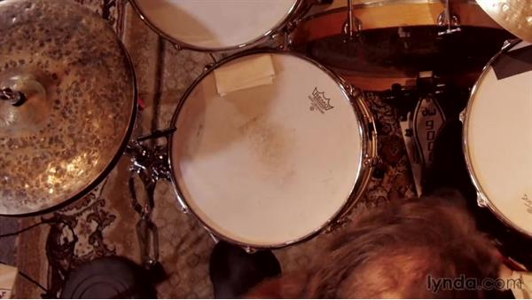 The proper tuning of the kick and snare: Drum Setup and Mic'ing in the Studio