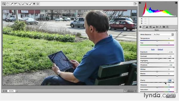 Correcting with Adobe Camera Raw: Editing Video and Creating Slideshows with Photoshop CC