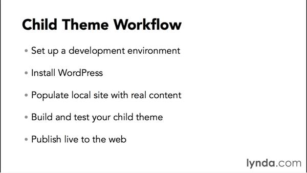 Wrapping up: WordPress Workflows