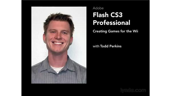 Goodbye: Flash CS3 Professional: Creating Games for the Wii