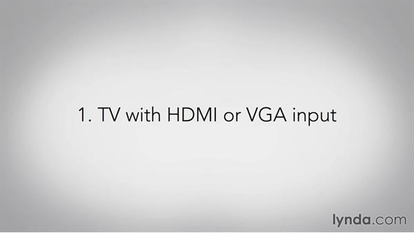 Using your hotel TV as an ad-hoc monitor: Pro Video Tips