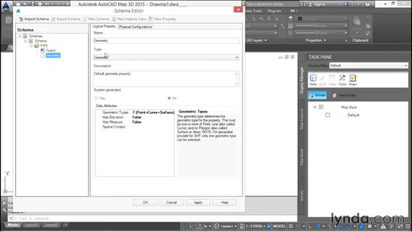 Creating your own data source: Using SQL Server Spatial with AutoCAD Map 3D
