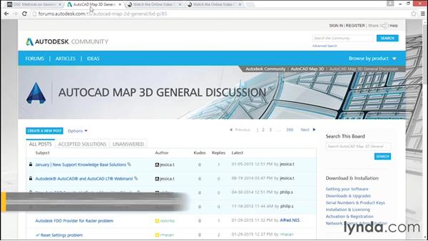 Next steps: Using SQL Server Spatial with AutoCAD Map 3D