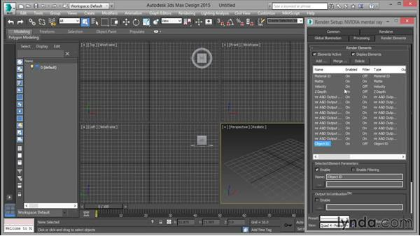 Making a pipeline decision: Rendering for Composites inside 3ds Max