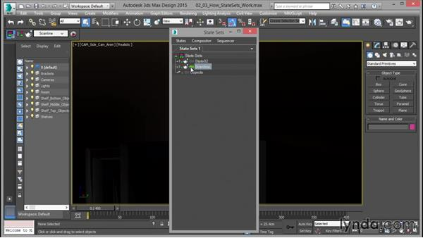 How state sets Work: Rendering for Composites inside 3ds Max