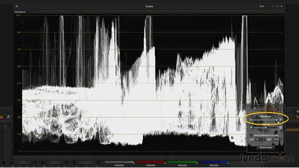 Waveform options: DaVinci Resolve Guru: Mastering Scopes