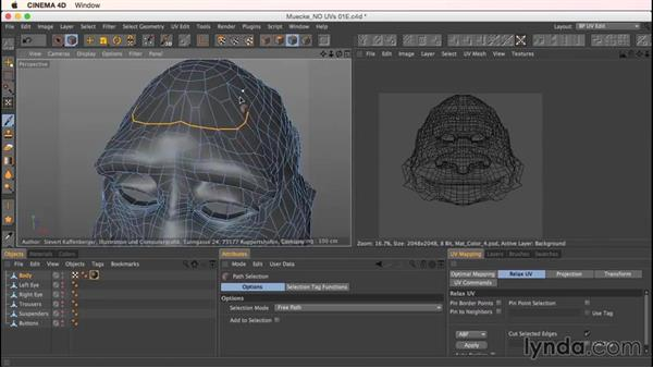 Welcome: Up and Running with Bodypaint in CINEMA 4D