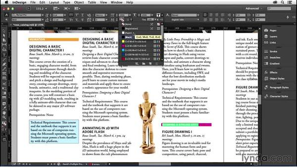 184 Put a box around or behind a paragraph: InDesign Secrets