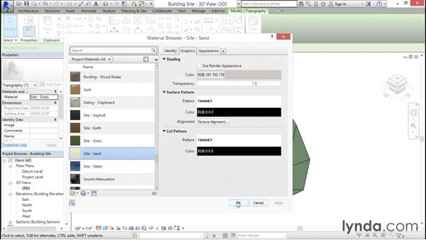 Understanding site and entourage components: Rendering with Revit