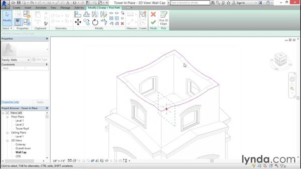 Building custom components: Rendering with Revit