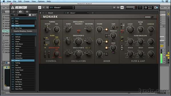 Welcome: Up and Running with REAKTOR