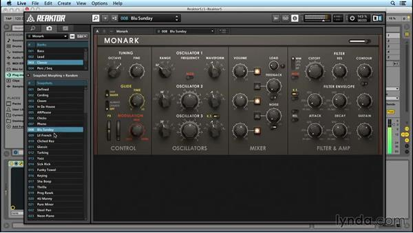 REAKTOR player: Up and Running with REAKTOR