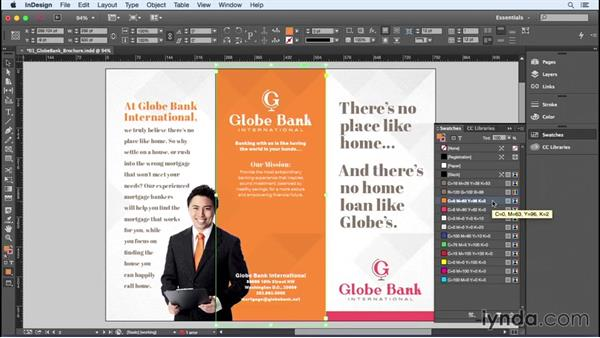 Welcome: InDesign Insider Training: Color