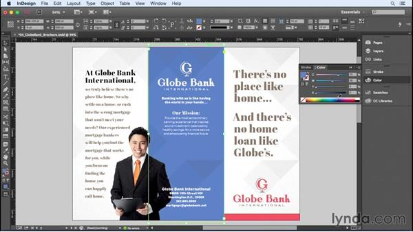 Using the Color Picker and Color panel: InDesign Insider Training: Color