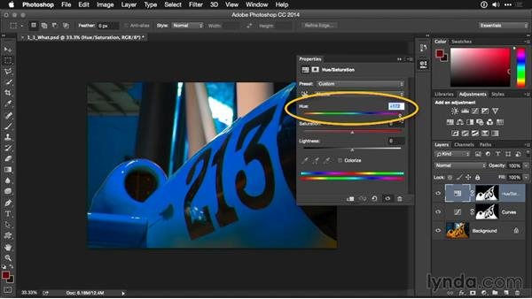 What is an adjustment layer and when should you use one?: Photoshop CC Adjustment Layer and Blend Mode Workshop