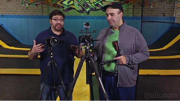 High frame rate shootout: Video Gear Weekly