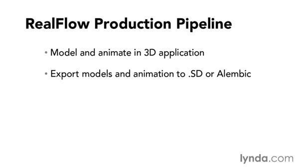 Understanding the RealFlow pipeline: Up and Running with RealFlow