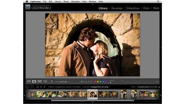 Flagging, rating, and labeling pt. 1: Lightroom 2 Essential Training