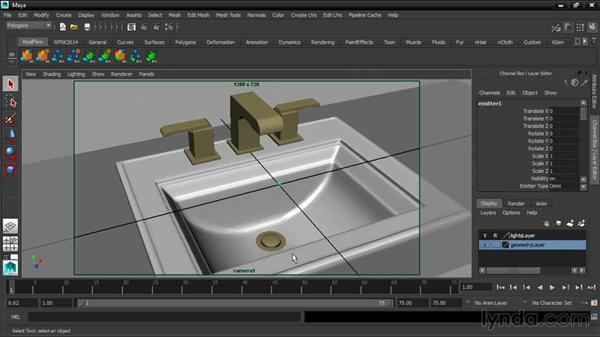 Linking to Realflow cache files: Up and Running with RealFlow