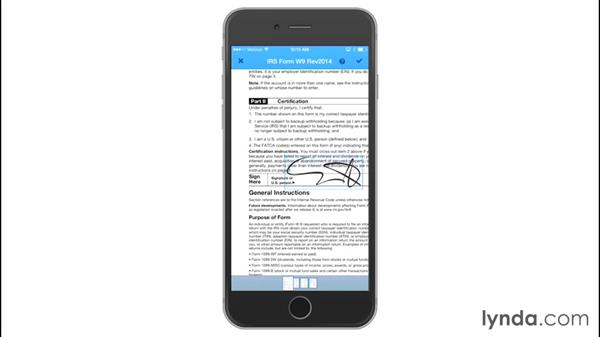 Using CudaSign to sign PDF documents and send documents for signature from your smartphone: Top 10 Apps for Enhanced Productivity
