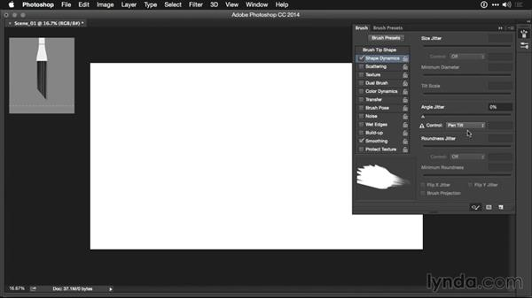 Drawing with a tablet: Motion Graphics for Video Editors: Working with Storyboards