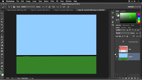 Working with layers: Motion Graphics for Video Editors: Working with Storyboards