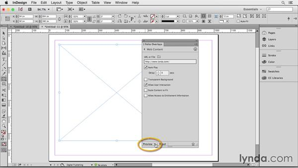 Embedding HTML: DPS, EPUB, and elsewhere: Creating HTML Layouts with InDesign
