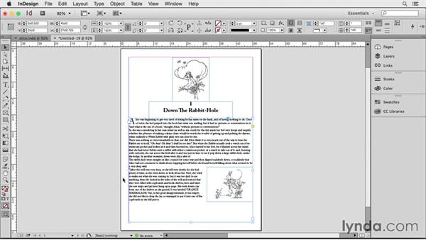 Using the Articles panel: Creating HTML Layouts with InDesign