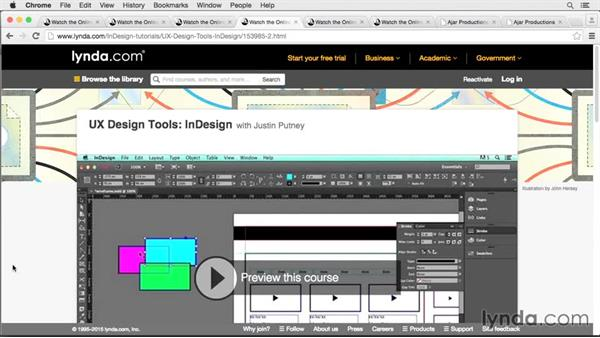 Next steps: Creating HTML Layouts with InDesign