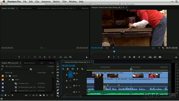 Understanding the importance of precise trimming: Premiere Pro Guru: Professional Trimming