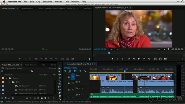 Extend edits: Premiere Pro Guru: Professional Trimming