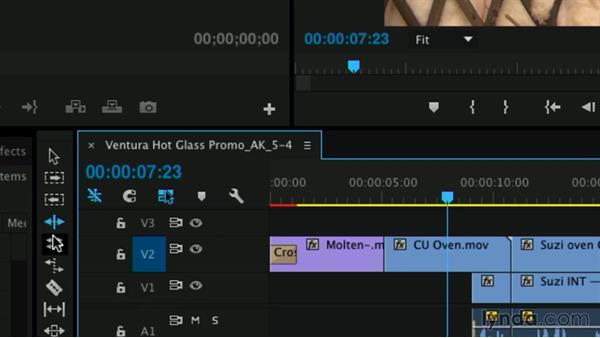 Roll and ripple edits: Premiere Pro Guru: Professional Trimming