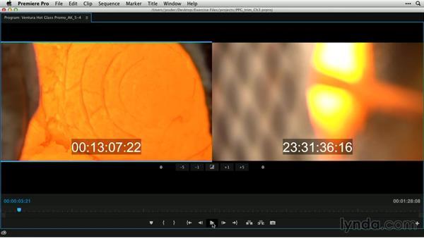 Understanding Trim Edit mode: Premiere Pro Guru: Professional Trimming