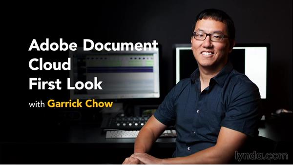 What's next: Adobe Document Cloud First Look