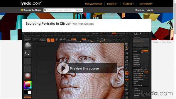 Next steps: Managing Edge Flow in ZBrush