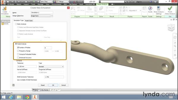 What tools are there in Inventor?: Fundamentals of Stress Analysis Tools in Inventor Professional