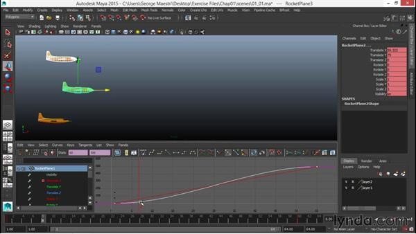 Understanding animation curves: Animation Techniques: Creating Smooth Motion