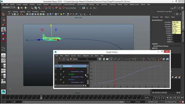 Animating along a path: Animation Techniques: Creating Smooth Motion