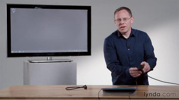 Using the power cable and charging the battery: Up and Running with Surface 3 and Surface Pro 3