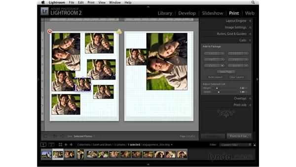 Picture Package: Lightroom 2 Essential Training