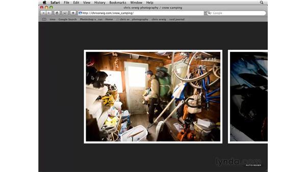Web resource overview: Lightroom 2 Essential Training