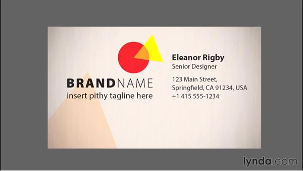 What to include on a business card: Designing a Business Card